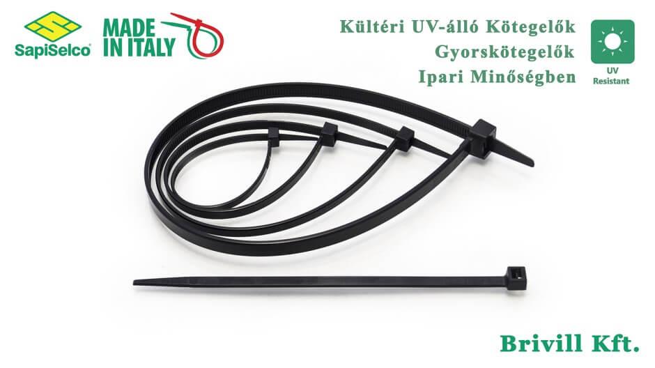UV-álló Kábelkötegelő